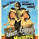 Abbott and Costello Meet the M... is listed (or ranked) 16 on the list The Best Comedy Movies of the 1950s