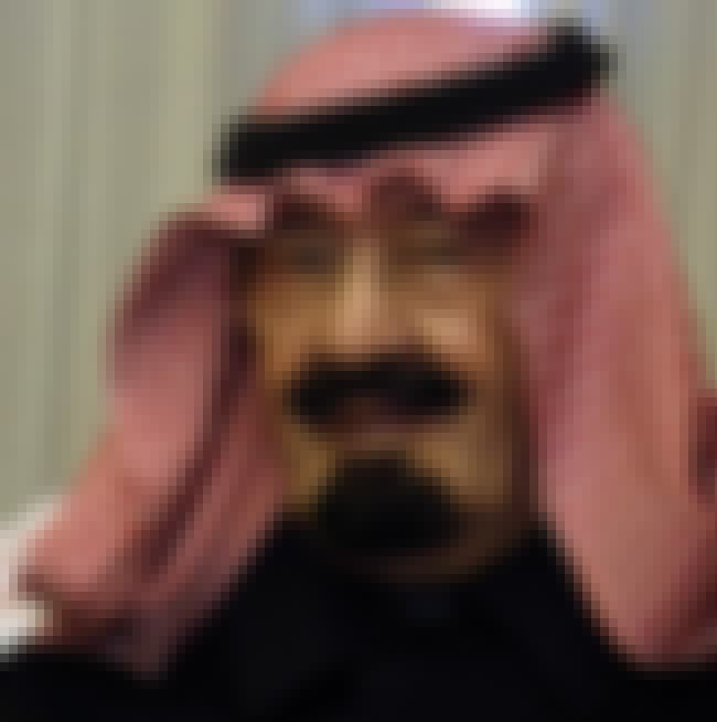 Abdullah of Saudi Arabia is listed (or ranked) 2 on the list Famous Politicians from Saudi Arabia