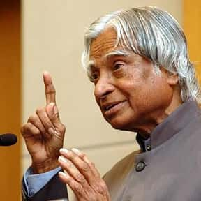A. P. J. Abdul Kalam is listed (or ranked) 15 on the list List of the Famous Politicians of India