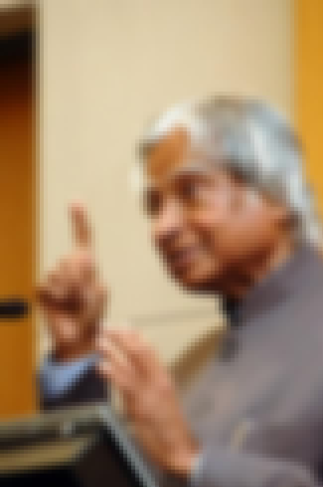 A. P. J. Abdul Kalam is listed (or ranked) 1 on the list Padma Vibhushan Winners List