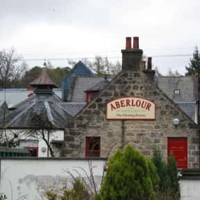 Aberlour is listed (or ranked) 14 on the list The Best Scotch Brands