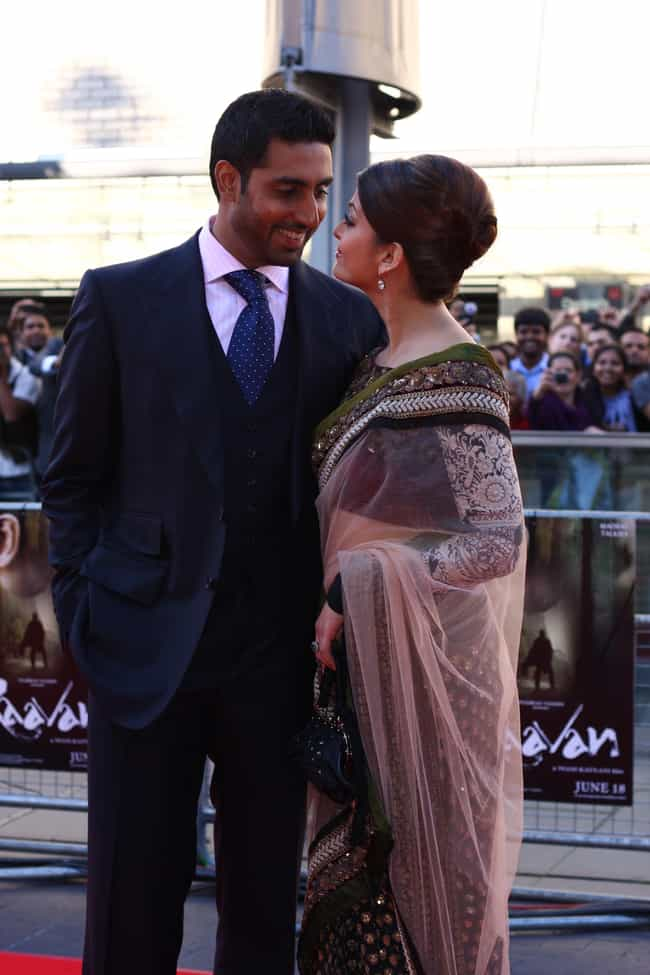 Abhishek Bachchan is listed (or ranked) 3 on the list Famous Bombay Scottish School Alumni