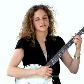 Abigail Washburn is listed (or ranked) 6 on the list Famous People Named Abigail