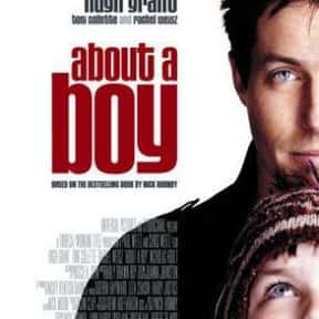 About a Boy is listed (or ranked) 18 on the list The Best Movies of 2002