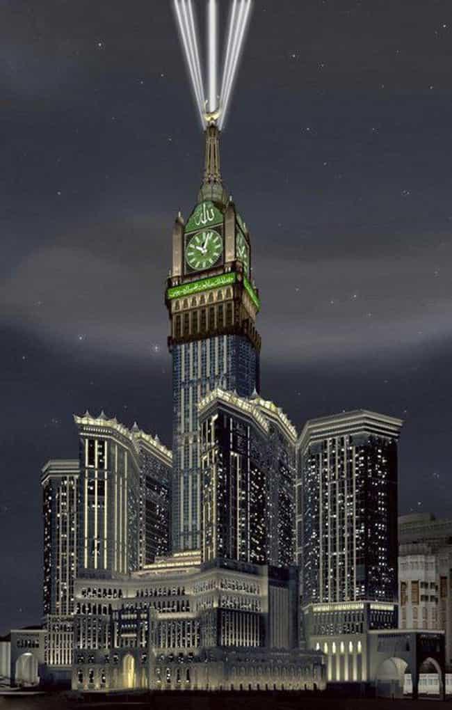 Saudi Arabia Architecture List Of Famous Saudi Arabia Buildings