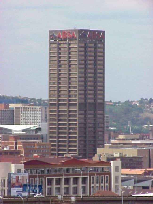 Absa Tower is listed (or ranked) 2 on the list List of Famous Johannesburg Buildings & Structures