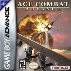Ace Combat Advance is listed (or ranked) 3 on the list Nintendo Game Boy Advance Games