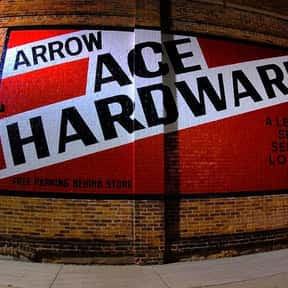Ace Hardware is listed (or ranked) 3 on the list List of Companies That Hire Felons