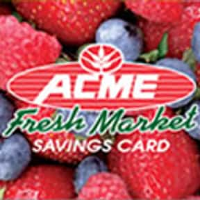 Acme Fresh Market is listed (or ranked) 3 on the list Companies Headquartered in Ohio