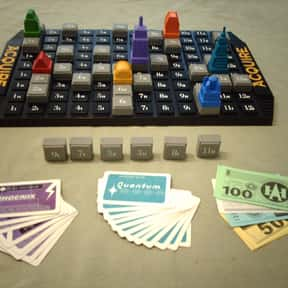 Acquire is listed (or ranked) 7 on the list List of Board Games