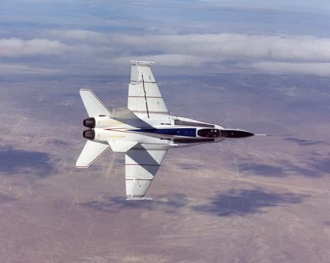 Boeing X-53 Active Aeroe... is listed (or ranked) 1 on the list Planes Used By NASA