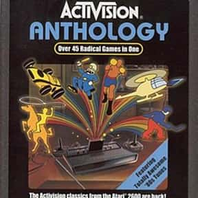 Activision Anthology is listed (or ranked) 4 on the list Nintendo Game Boy Advance Games