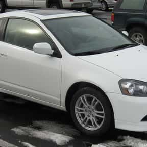 Honda Integra DC5 is listed (or ranked) 13 on the list Cars.com's Top 25 Fuel-Efficient Used Cars