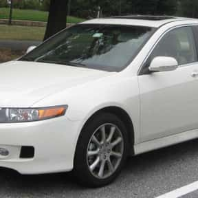 Acura TSX is listed (or ranked) 14 on the list The Best Midsize Family Sedans