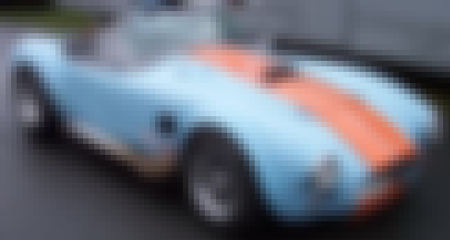 AC Cobra is listed (or ranked) 1 on the list Full List of AC Models