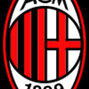 A.C. Milan is listed (or ranked) 16 on the list The Best Current Soccer (Football) Teams