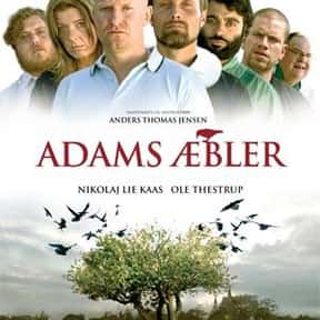 Adam's Apples is listed (or ranked) 3 on the list The Best Mads Mikkelsen Movies