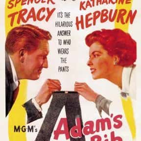 Adam's Rib is listed (or ranked) 17 on the list The Best Comedies of the 1940s