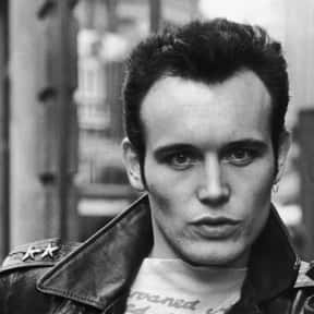 Adam Ant is listed (or ranked) 7 on the list MCA Records Complete Artist Roster