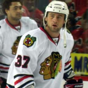 Adam Burish is listed (or ranked) 6 on the list Famous Hockey Players from United States