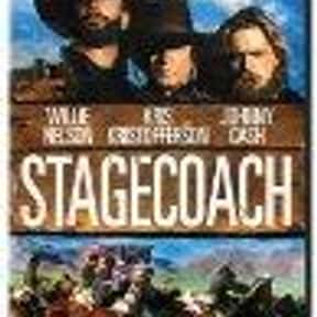 Stagecoach is listed (or ranked) 15 on the list The Best '80s Western Movies