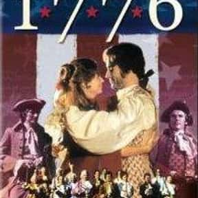 1776 is listed (or ranked) 24 on the list The Most Patriotic Movies of All Time