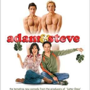 Adam & Steve is listed (or ranked) 21 on the list The Best LGBTQ+ Comedy Movies