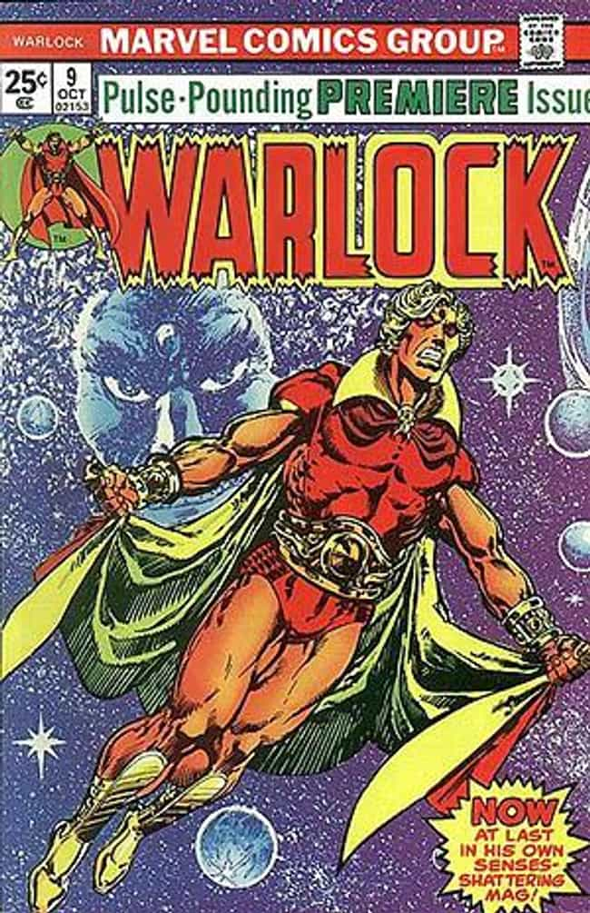 Adam Warlock is listed (or ranked) 3 on the list 12 Predictions About The Marvel Cinematic Universe Based On Guardians 2