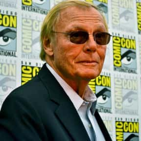 Adam West is listed (or ranked) 12 on the list Full Cast of Chicken Little Actors/Actresses