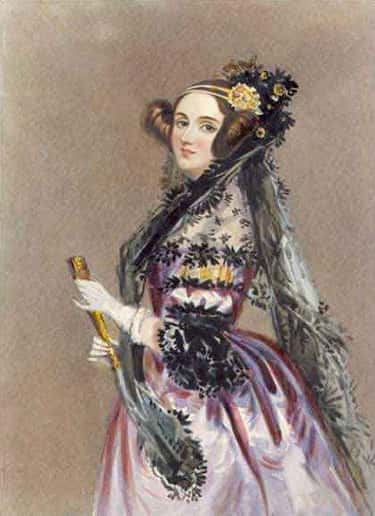 Ada Lovelace is listed (or ranked) 1 on the list Famous Female Mathematicians
