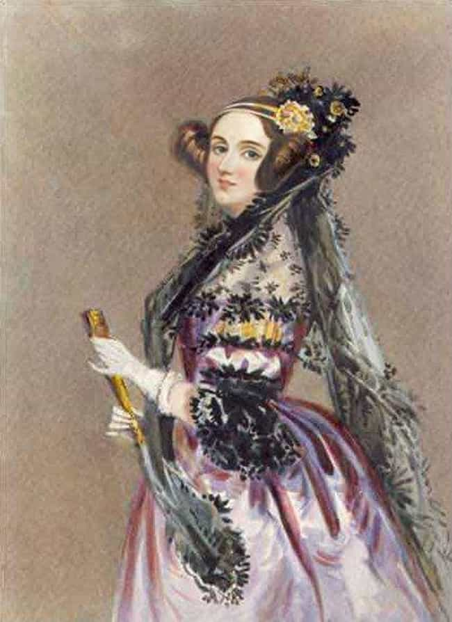 Ada Lovelace is listed (or ranked) 2 on the list Famous People Who Died of Uterine Cancer