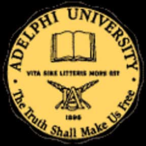 Adelphi University is listed (or ranked) 3 on the list Drama & Theater Schools in the US