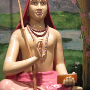 Adi Shankara is listed (or ranked) 2 on the list Famous Philosophers from India