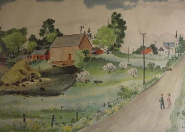 Adolf Dehn is listed (or ranked) 2 on the list Famous Regionalism Artists