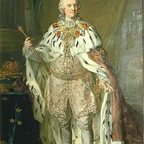 Adolf Frederick, King of Swede is listed (or ranked) 3 on the list Unusual Deaths: Bizarre Deaths Of The 18th Century