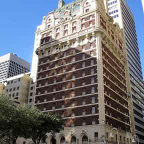 Adolphus Hotel is listed (or ranked) 10 on the list Famous Beaux-Arts Architecture Buildings