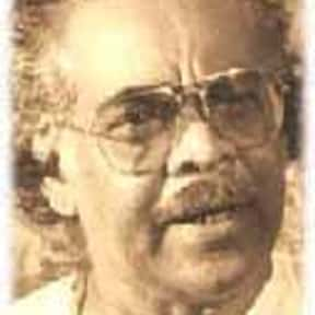 Adoor Bhasi is listed (or ranked) 1 on the list Famous Film Actors From Thiruvananthapuram