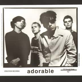 Adorable is listed (or ranked) 22 on the list The Best Shoegaze Bands