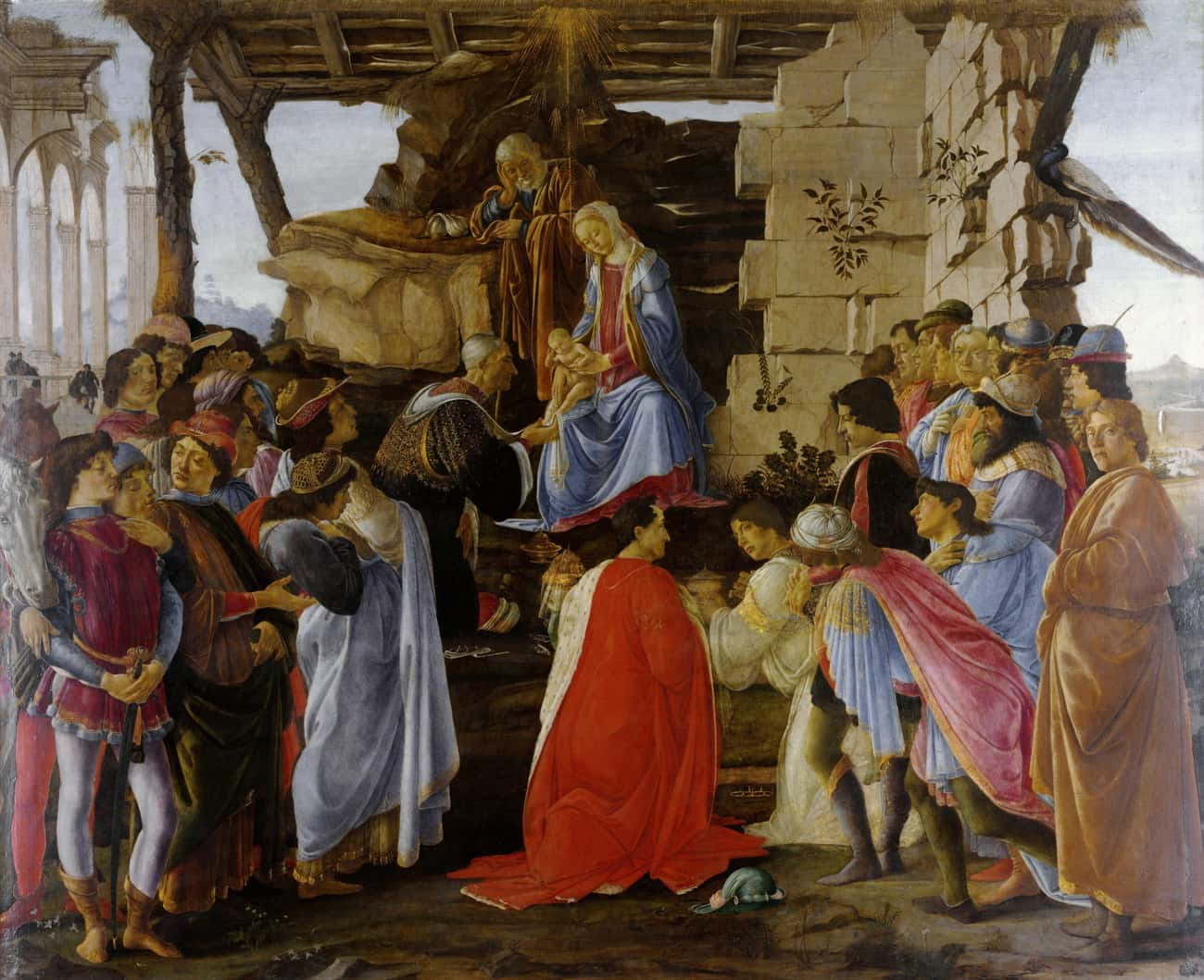 Adoration of the Magi of 1475