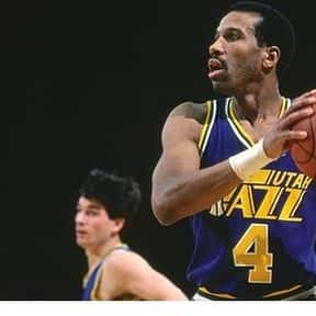 Adrian Dantley is listed (or ranked) 3 on the list The Best NBA Players from Washington, D.C.