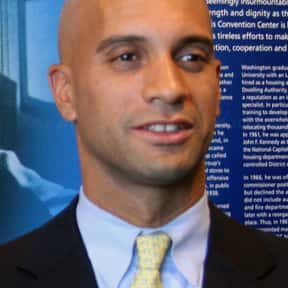 Adrian Fenty is listed (or ranked) 4 on the list List of Famous Washington, D.C. Politicians