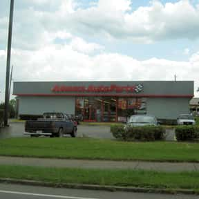 Advance Auto Parts is listed (or ranked) 21 on the list List of Retail Companies