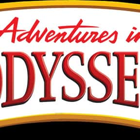 Adventures in Odyssey is listed (or ranked) 2 on the list Jonathan Taylor Thomas TV Show/Series Credits
