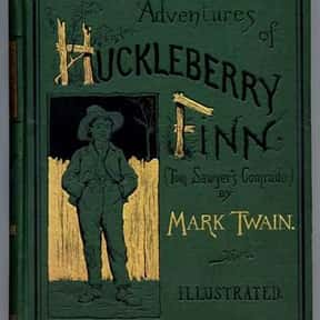 Adventures of Huckleberry Finn is listed (or ranked) 12 on the list Good Books for 12 Year Olds