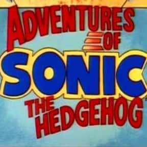 Adventures of Sonic the Hedgeh is listed (or ranked) 1 on the list DiC Entertainment Shows and TV Series