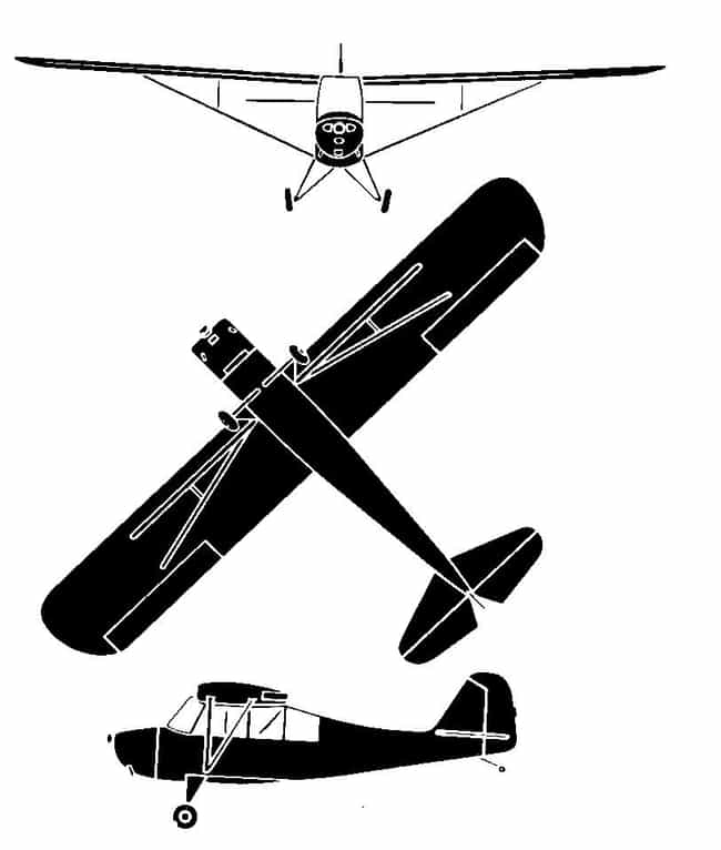 Aeronca L-16 is listed (or ranked) 1 on the list Planes Used By Air National Guard