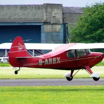 Aeronca Sedan
