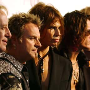Aerosmith is listed (or ranked) 19 on the list The Best Rock Bands of All Time