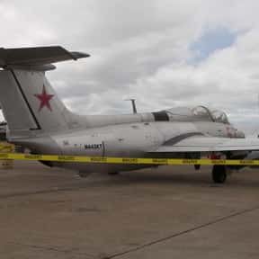 Aero L-29 Delfín is listed (or ranked) 1 on the list List of All Military Trainer Aircraft Types