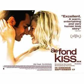 Ae Fond Kiss...